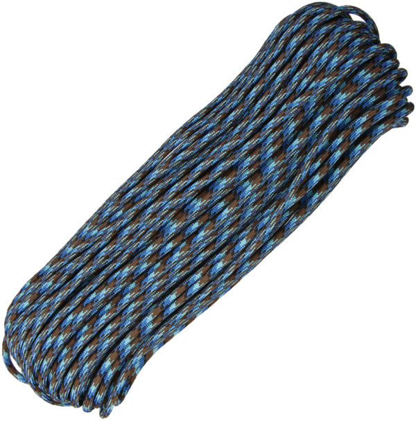 Atwood Rope MFG Parachute Cord Abyss