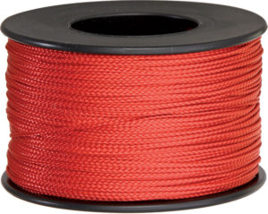 Atwood Rope MFG Nano Cord Red