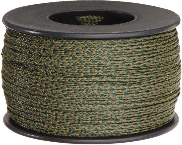 Atwood Rope MFG Nano Cord Woodland Camo