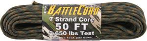 Atwood Rope MFG ARM BattleCord Woodland Camo