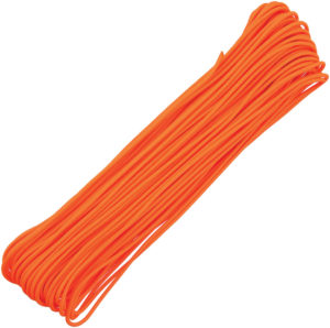 Atwood Rope MFG Tactical Paracord Neon Orange