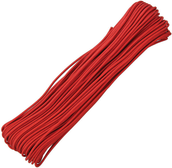 Atwood Rope MFG Tactical Paracord Red