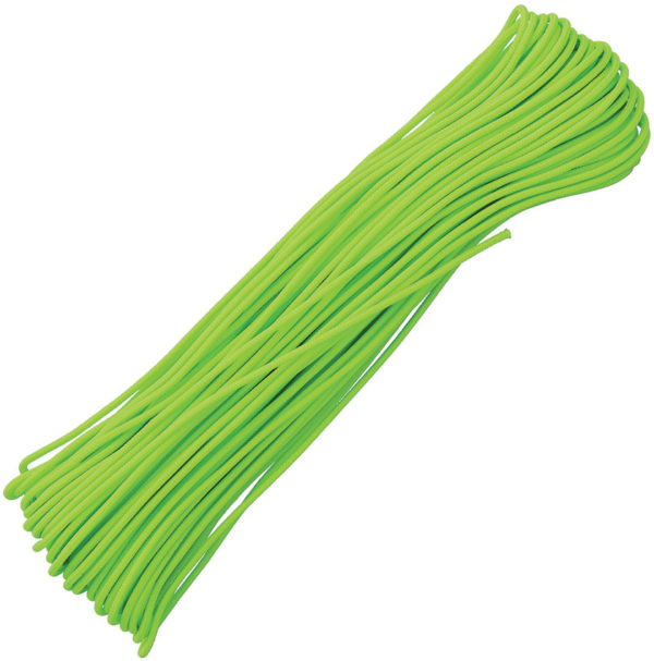 Atwood Rope MFG Tactical Paracord Neon Green