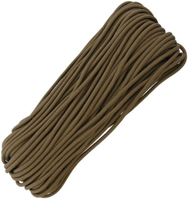 Marbles Military Spec Paracord Coyote