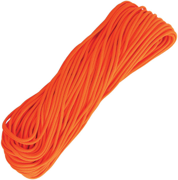 Marbles 325 Paracord Neon Orange