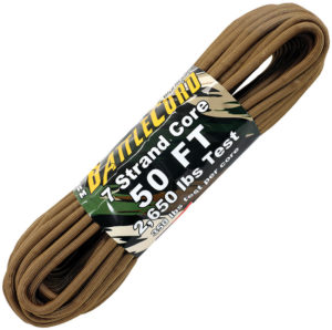 Atwood Rope MFG ARM BattleCord Coyote