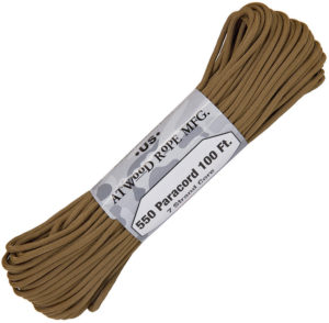 Atwood Rope MFG Parachute Cord Coyote