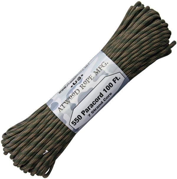 Atwood Rope MFG Parachute Cord Cavalry