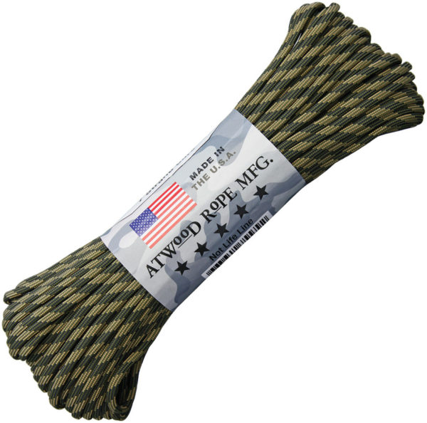 Atwood Rope MFG Parachute Cord Command