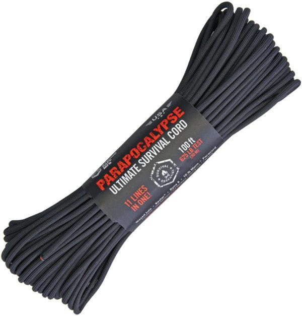 Atwood Rope MFG Parapocalypse Black