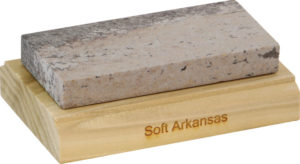 RH Preyda Soft Arkansas Mounted Stone