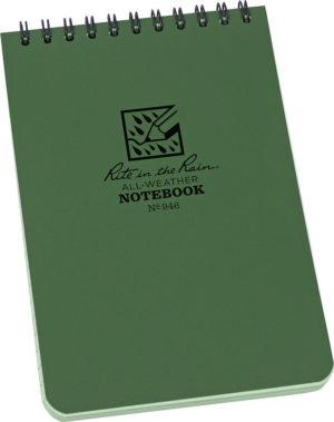 Rite in the Rain 4 x 6 Top Spiral Notebook