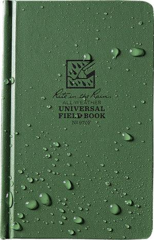 Rite in the Rain Field Bound Book Green