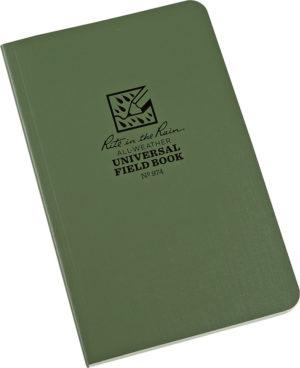 Rite in the Rain Field Flex Bound Notebook