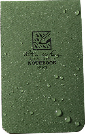 Rite in the Rain Top Bound Memo Notebook