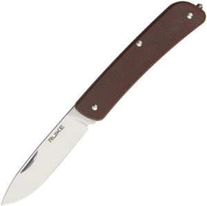 RUIKE L11 Large Folder Brown (3.5″)