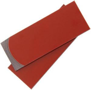 Rough Ryder Custom Shop Scales Black/Red