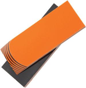 Rough Ryder Custom Shop Scales Orange/Blck