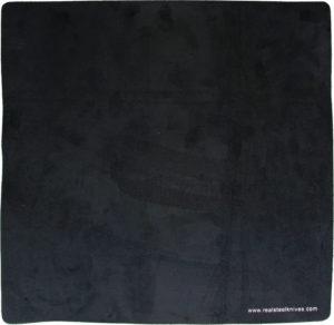 Real Steel Black Display Mat