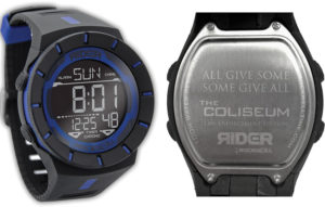 Rockwell Coliseum Watch Police Blue