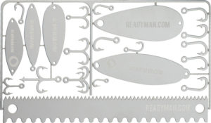 Readyman Fishermans Survival Card