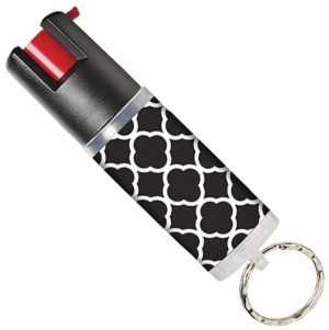 Sabre Designer Pepper Spray Key Ring