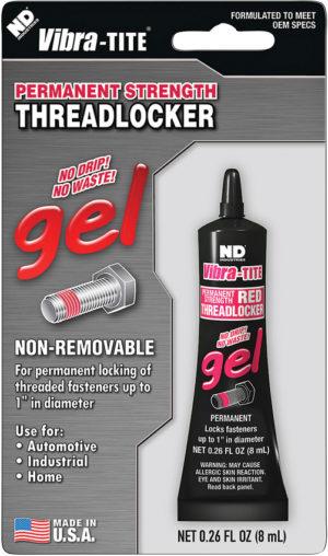 Vibra-Tite Threadlocker Gel