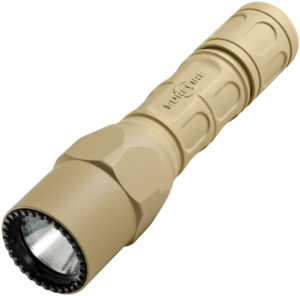 SureFire G2X Pro Flashlight Tan