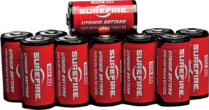 SureFire 123A Battery 12pk