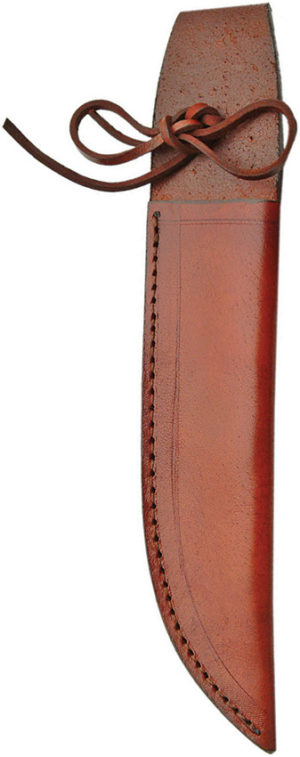 Sheaths Brown Leather Sheath 7in