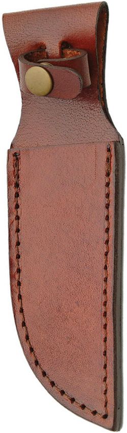Sheaths Brown Leather Sheath 5in
