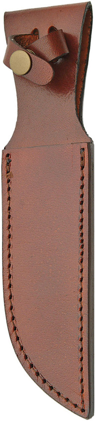 Sheaths Brown Leather Sheath 6in
