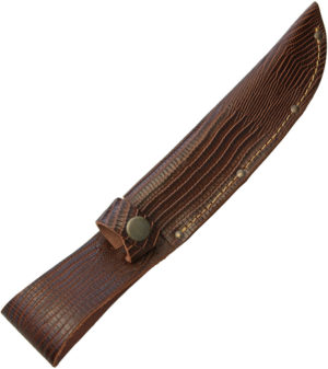 Sheaths Fixed Blade Belt Sheath Lizard