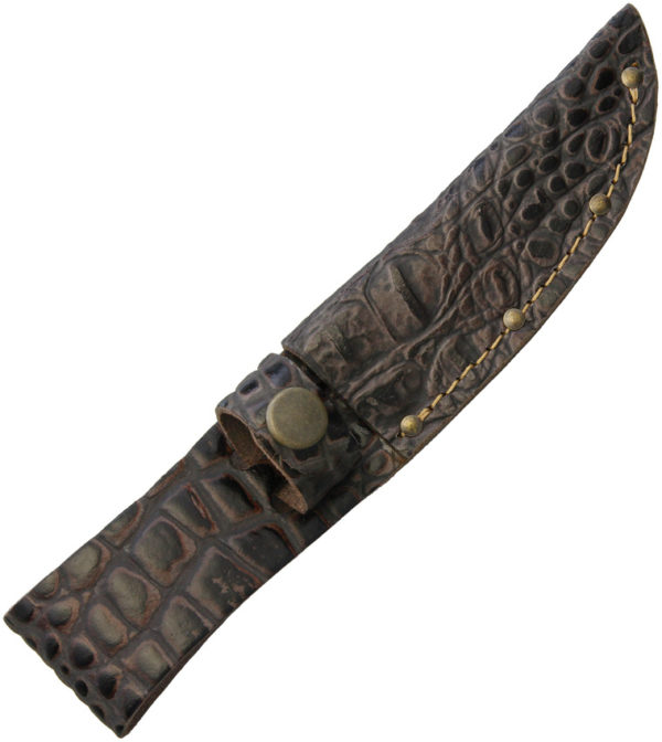 Sheaths Fixed Blade Belt Sheath Croc