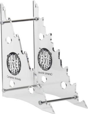 Stone River Gear Plexiglass Knife Stand