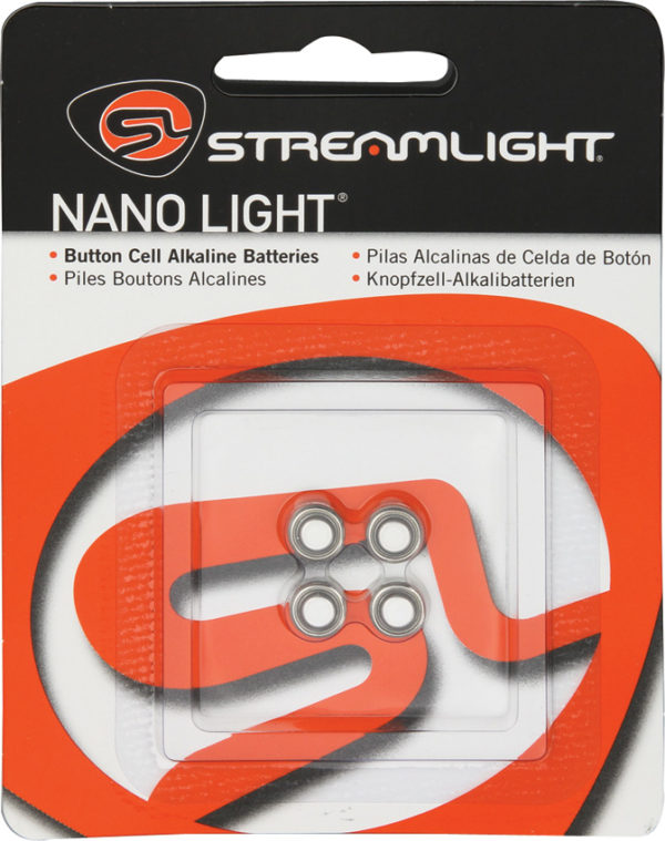 Streamlight Nano Light Batteries