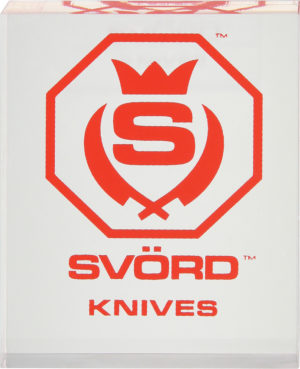 Svord Advertising Sign