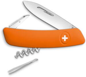 Swiza D01 Orange Swiss Pocket Knife