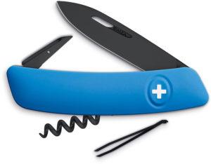 Swiza D01 Swiss Pocket Knife Blue