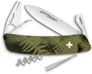 Swiza TT03 Tick Tool OD Fern