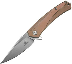 Defcon JK Barracuda Framelock Bronze (3.5″)