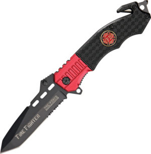 Tac Force Fire Fighter Linerlock A/O (3.5″)