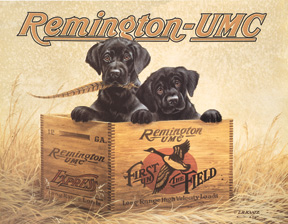 Tin Signs Remington Finders Keepers