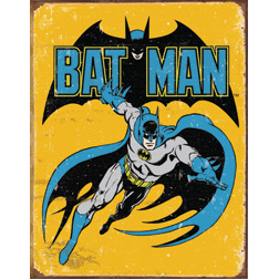 Tin Signs Batman – Retro