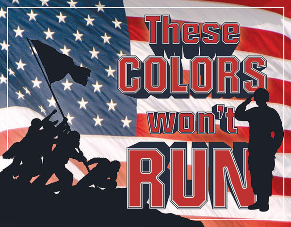 Tin Signs These Colors Won't Run