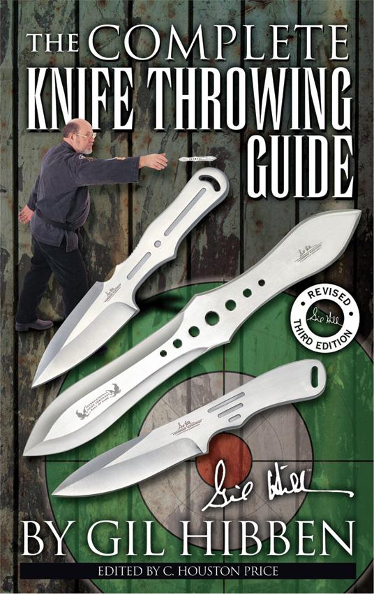 Books Hibben Knife Throwing Guide