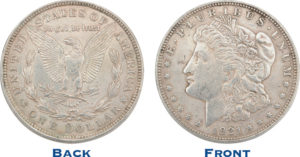 Silver Dollars 1921 Morgan Silver Dollar