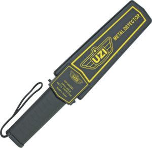 Uzi Hand Held Metal Detector Wand