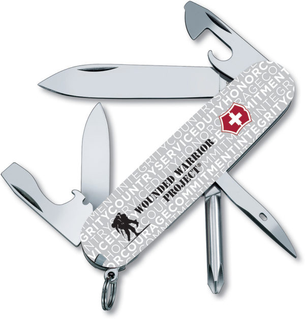 Victorinox Tinker Wounded Warrior