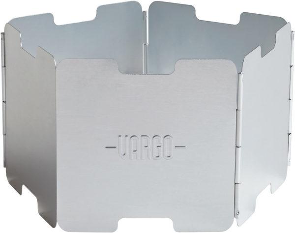 Vargo Aluminum Windscreen Gray